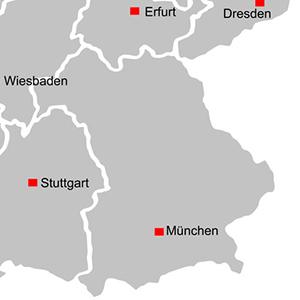 Treppenbauer in Bayern