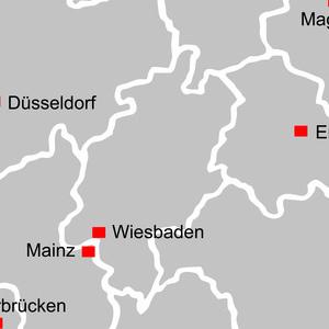 Treppenbauer in Hessen
