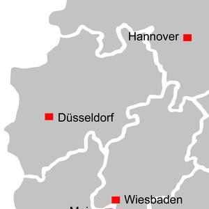 Treppenbauer in Nordrhein-Westfalen