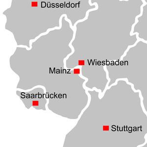 Treppenbauer in Rheinland-Pfalz
