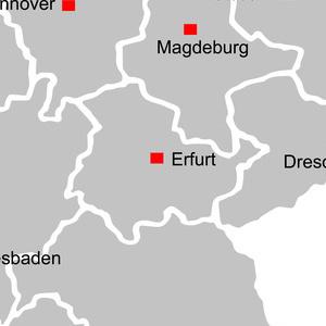 Treppenbauer in Thüringen