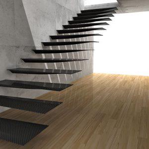 Carbon Treppe Ihle von Treppen bei Treppen.de