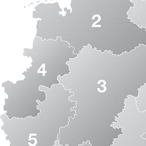 Treppenbauer aus den Regionen Dortmund-Bochum-Wuppertal-Moenchengladbach-Duesseldorf-Krefeld