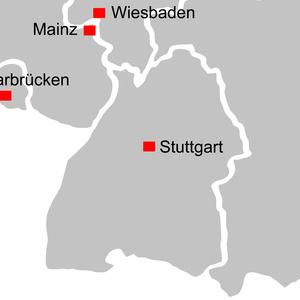 Treppenbauer in Baden-Württemberg